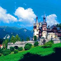 Peles Castle-Sightseeing in Romania